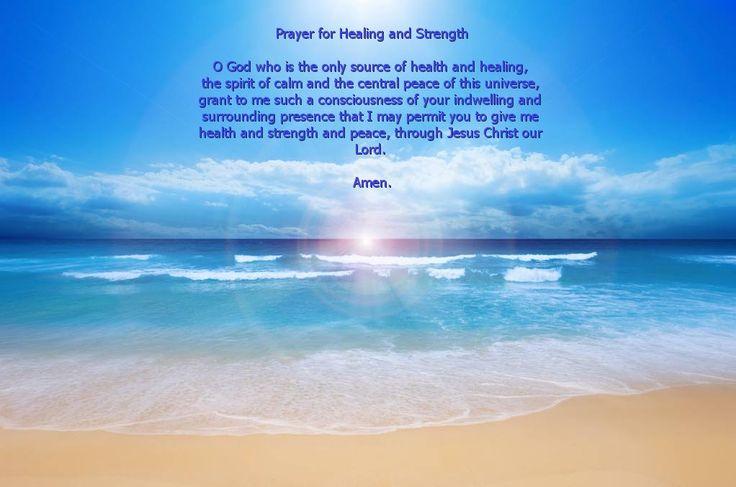 prayer for cancer patients friends to say | ... prayers Catholic Prayers Saint prayers healing prayers, short prayers