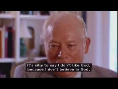 Steven Weinberg on his anti-theism - VIDEO - http://holesinthefoam.us/steven-weinberg-on-his-anti-theism/