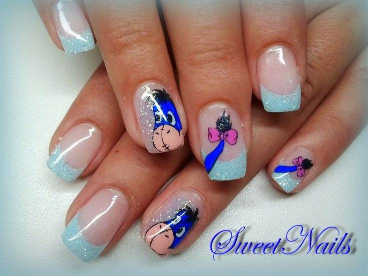 Acrylic Nail Designs - More Images at http://cutenaildesigns201.blogspot.com