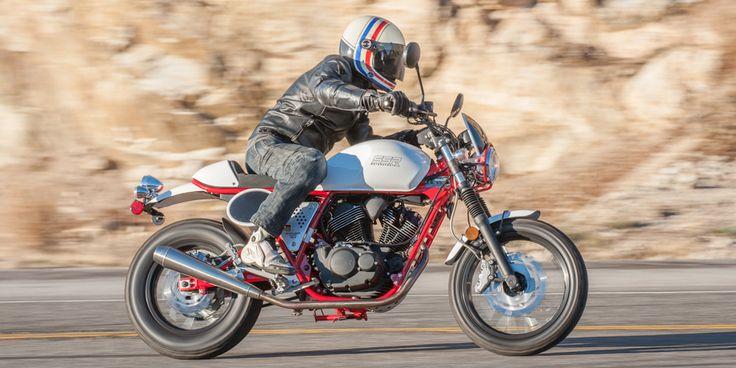 SSR Motorsports Buccaneer Cafe | 250 cc V-Twin engine | $3,600 | China