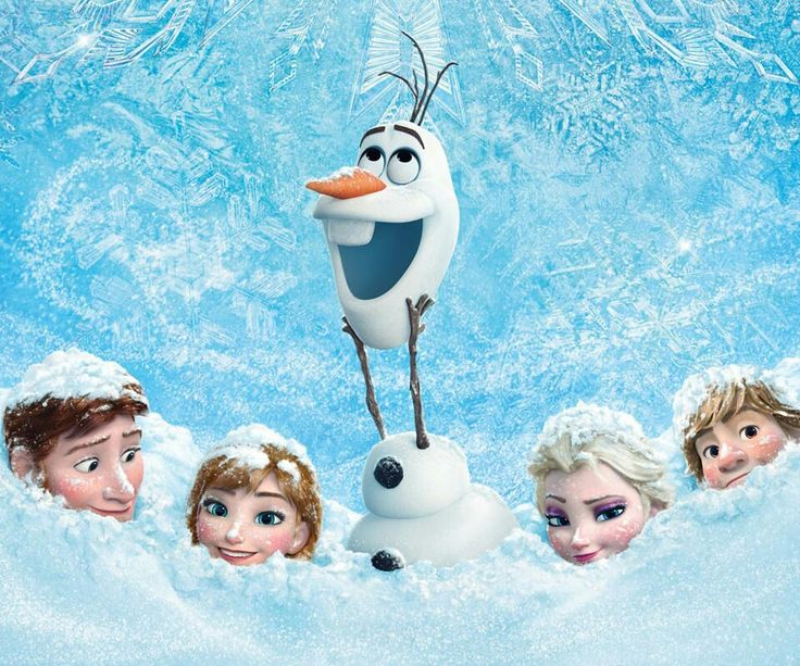 I ❤ Frozen!!!