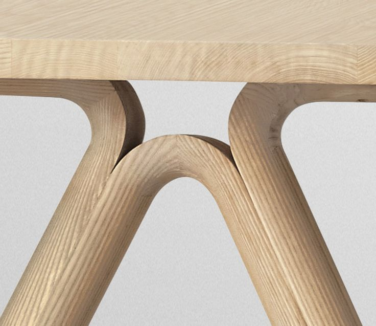 Muuto split table furniture interior design dining table for Furniture x connection