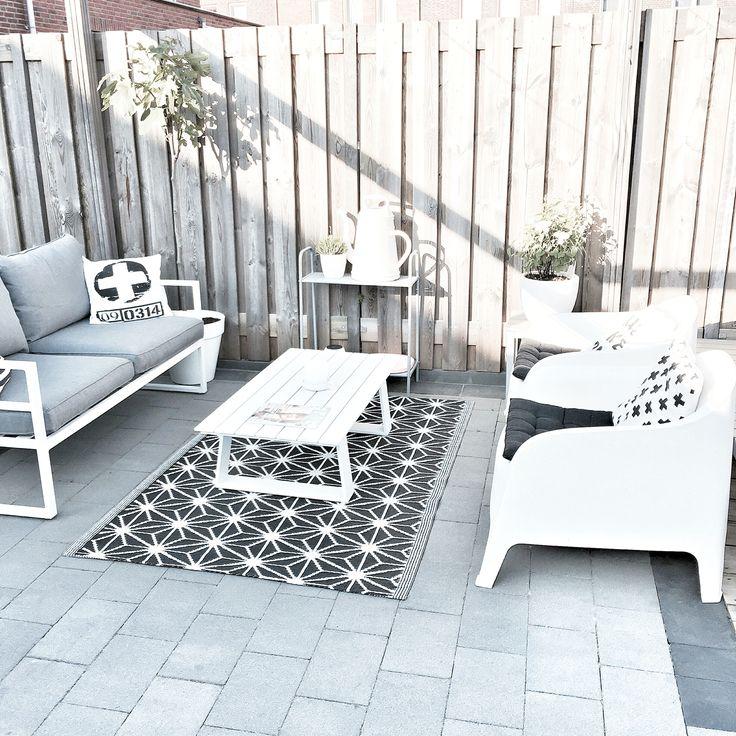 loungeset + tafel | Kwantum |  Stoelen | Ikea | Styling Huisnummer 8