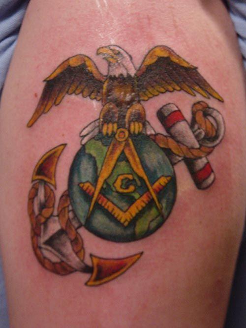 Masonic and Marine