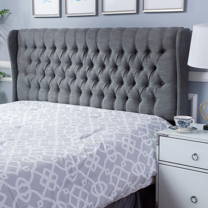 Maxwell Queen/Double Wingback Headboard