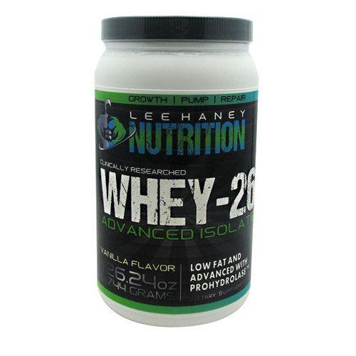 Lee Haney Nutrition Whey 26