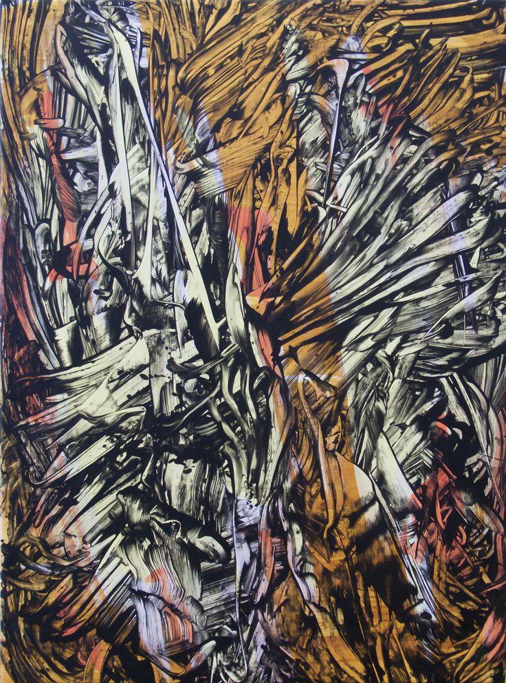 Judy Millar, 'Judgement Day', 2012