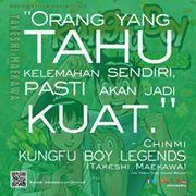 #ComicQuote Komik KUNGFU BOY LEGENDS (Takeshi Maekawa) http://ow.ly/qGudc mobile http://ow.ly/qGudG  Pemesanan http://ow.ly/qGufH