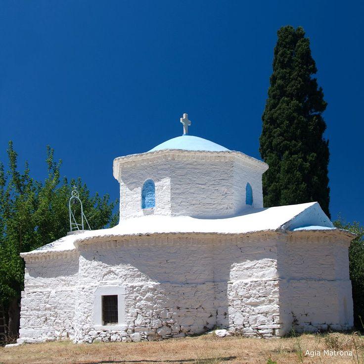 Ag. Matrona in Samos island - GREECE
