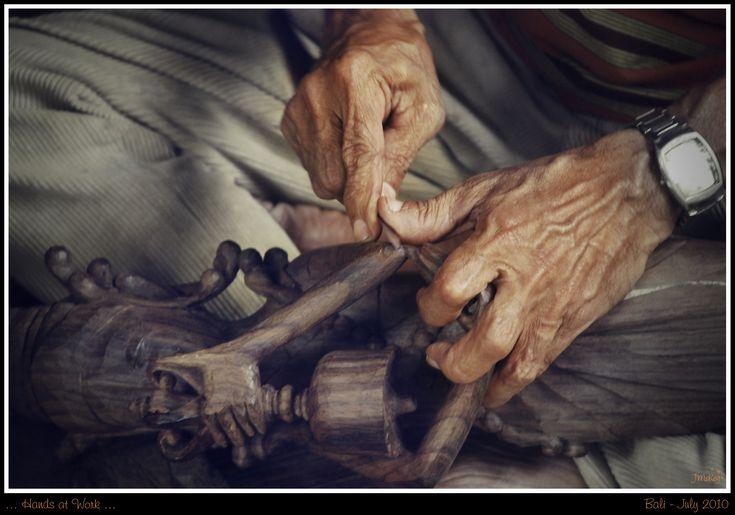 JmcKey's equisitely beautiful hands photo - taken in Bali