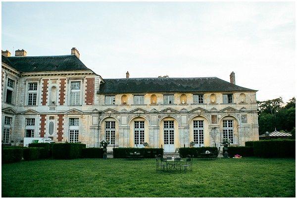 Wedding venue burgundy | Image by MADfotos Mariage