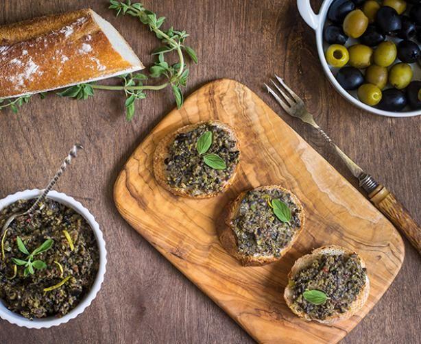 Traditional Tapenade | Recipe | Tapenade, Food processor ...