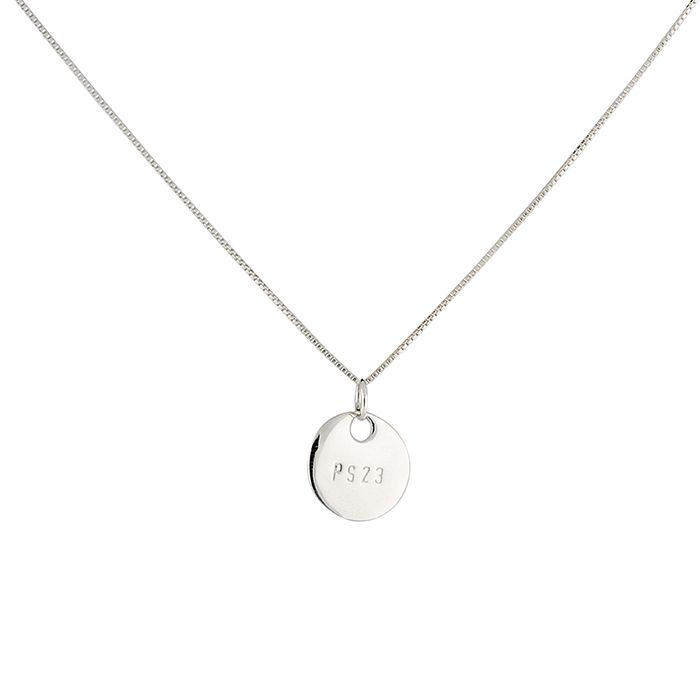 Emma Israelsson » SMALL COIN PS23 NECKLACE