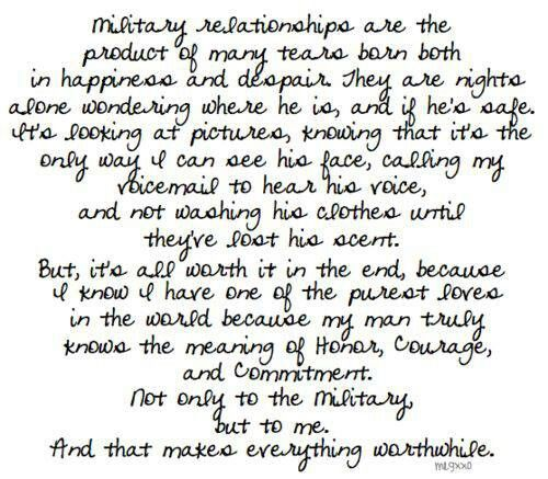 Military wife. Military spouse. Military. Army. Marines. Army wife. Army spouse. Marine wife. Marine spouse. Deployment. Marriage. Love quotes. Life quotes. Love. Life.