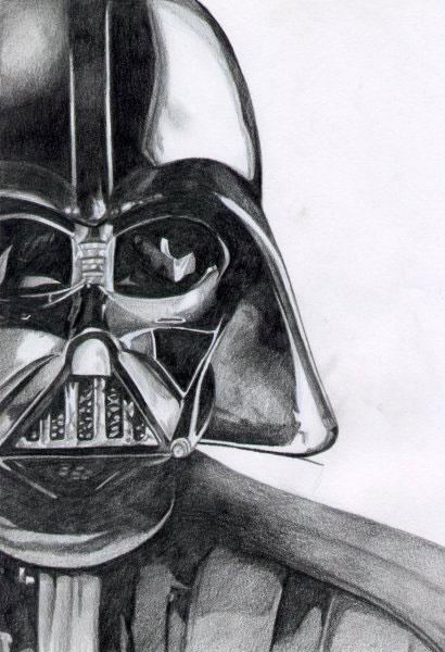 Darth Vader - Sketch   la guerre des étoiles   Pinterest