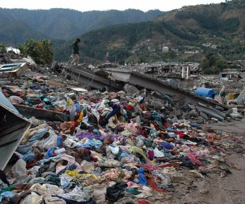 Nepal Earthquake Appeal | The Intrepid Foundation