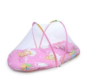 New Spring Winter 0-36 Months Baby Bed Portable Foldable Baby Crib With Netting Newborn Sleep Bed Travel Bed