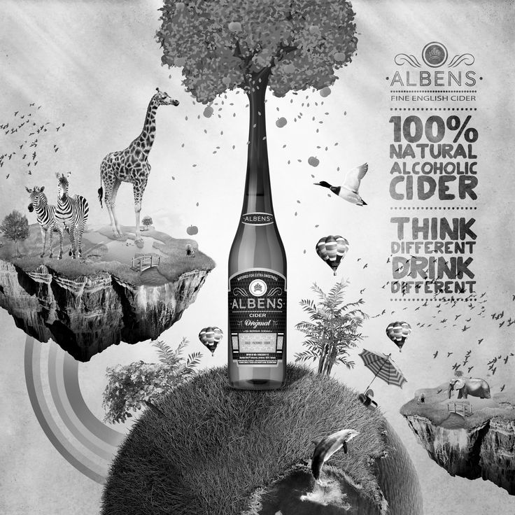 • Think Different • Drink Different •