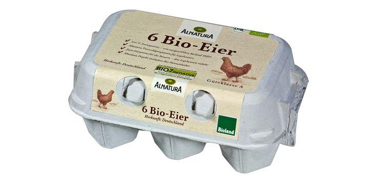 """Der Bio-Supermarkt Alnatura will nur noch Eier von Legehennen anbieten, deren männliche Geschwister (""""Bruderküken"""") als Masthähnchen aufgezogen werden. Die """"Bruderküken-Initiative"""" soll ab sofort starten."""