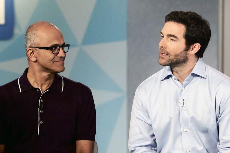 Pourquoi Microsoft rachète LinkedIn pour 26,2 milliards de dollars