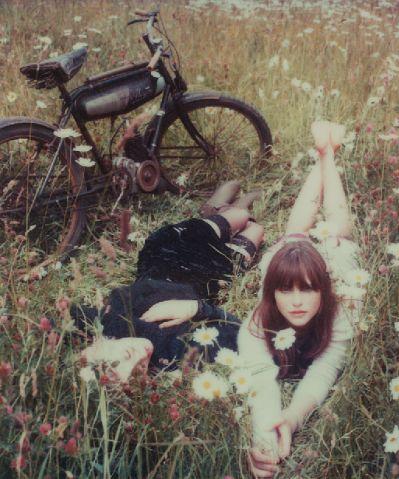 friendship and bicycles | spring days | sunshine | bohemian | flower power | friends | www.republicofyou,com.au