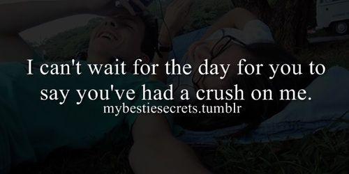 bestie secrets, secret, confession, wait, day, crush, say