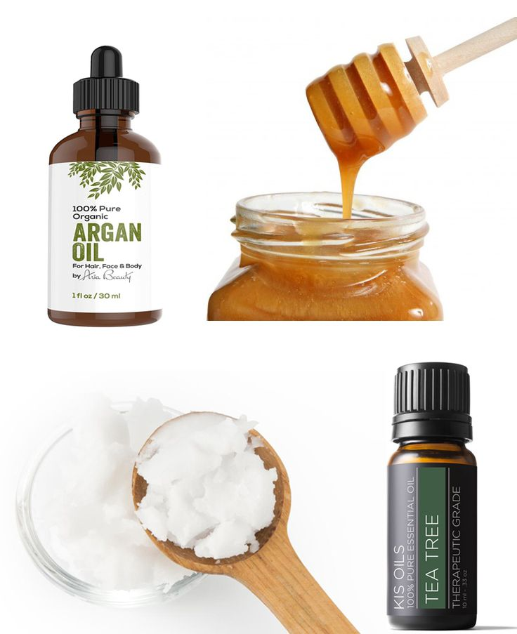 // DIY HAIR MASK FOR THE WINTER.