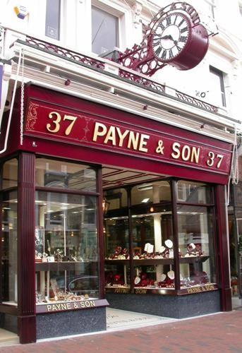Payne and son Jewellers  Kent Jewellers Royal Tunbridge wells KENT Sales, Repairs Valuation Kent
