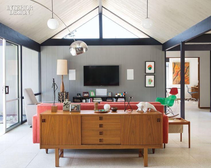 Take An International Tour Of 5 Mid Century Residences Architecture InteriorsDesign