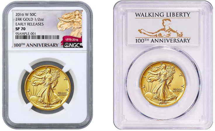 Buy Now: http://www.coincommunity.com/go/_to.asp?target=http://www.jmbullion.com/gold/gold-coins/american-gold-eagles/centennial-gold-coins/  Pre-order the Final Release of the US Mint Centennial Series – Walking Liberty Gold Half Dollar - Coin Community Forum