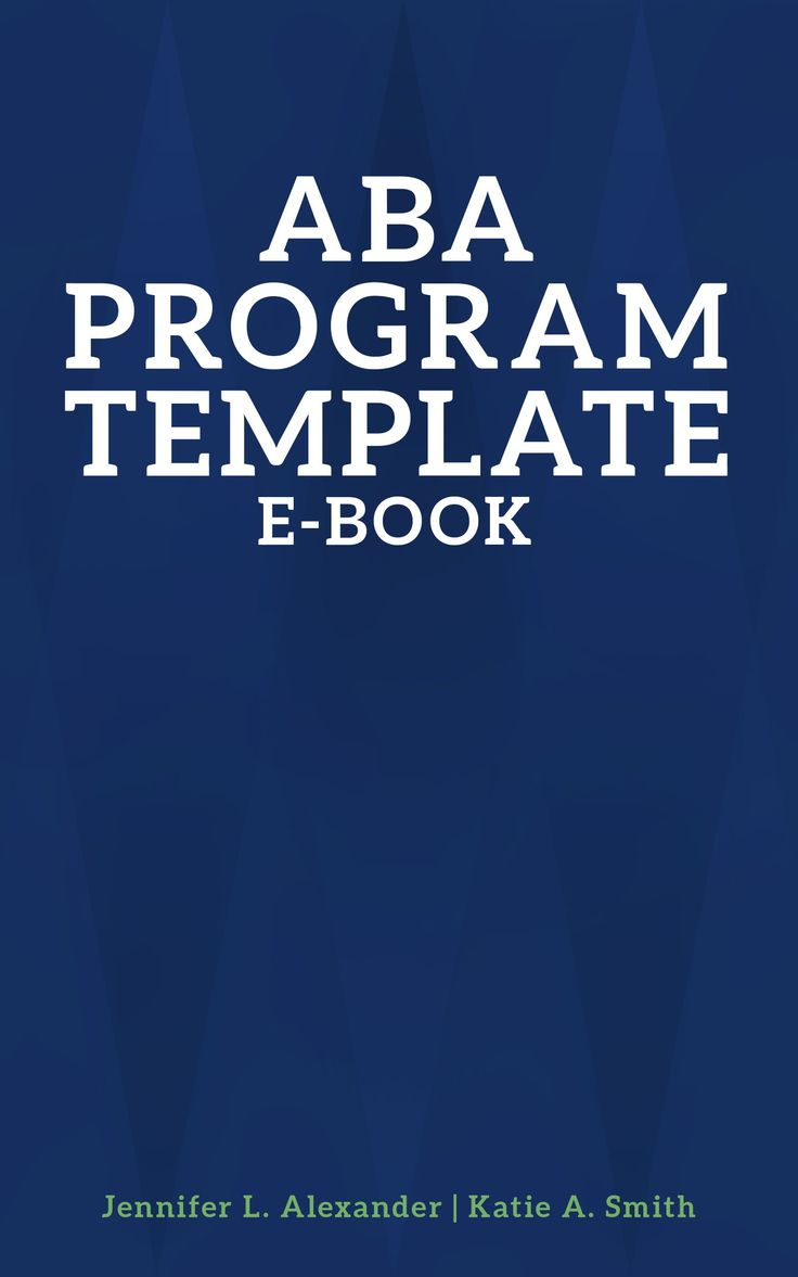 aba program template - 1000 images about behavior management on pinterest