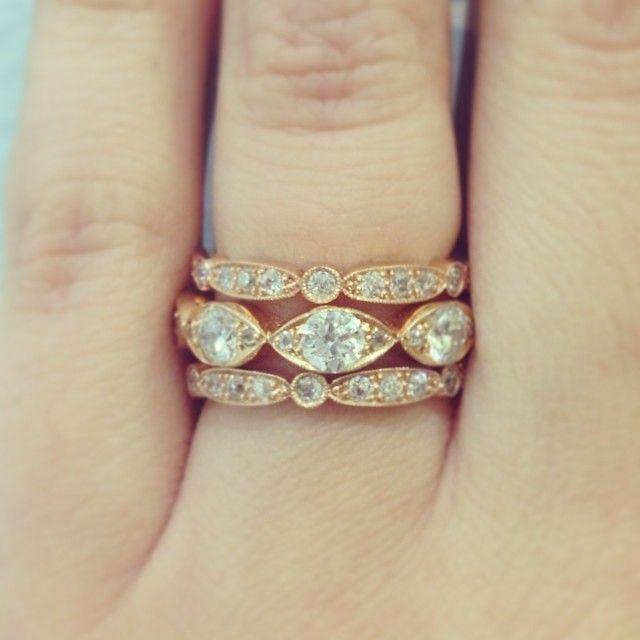 Wedding Ring Wednesday!