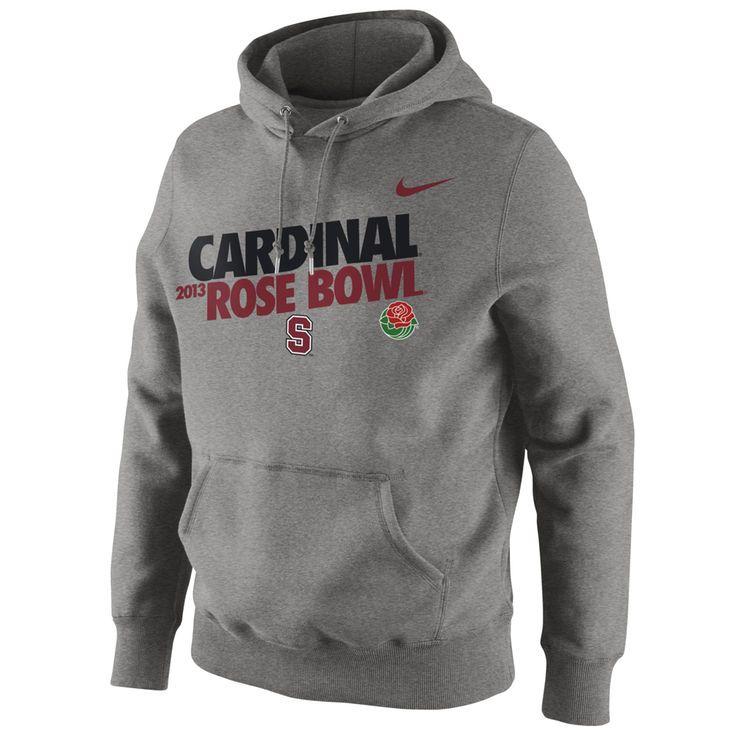 Nike Stanford Cardinal 2013 Rose Bowl Bound Hooded Sweatshirt - $29.99