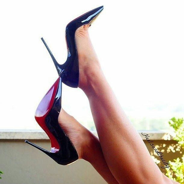 High heels , beauty, and fitness girls