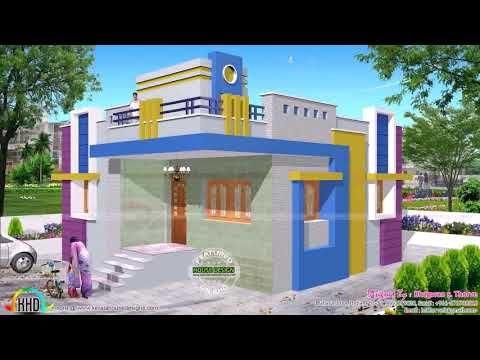 House Elevation Plans Hyderabad Ground Floor Home Elevations Best