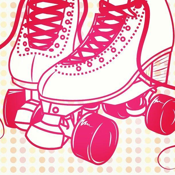 Roller Skate by Heti