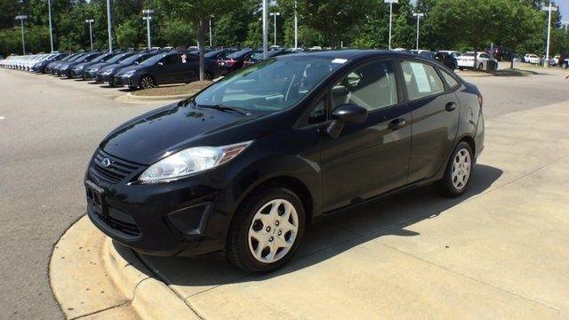 2012 Ford Fiesta S - $4,995       Fayetteville, NC          · 78 mi