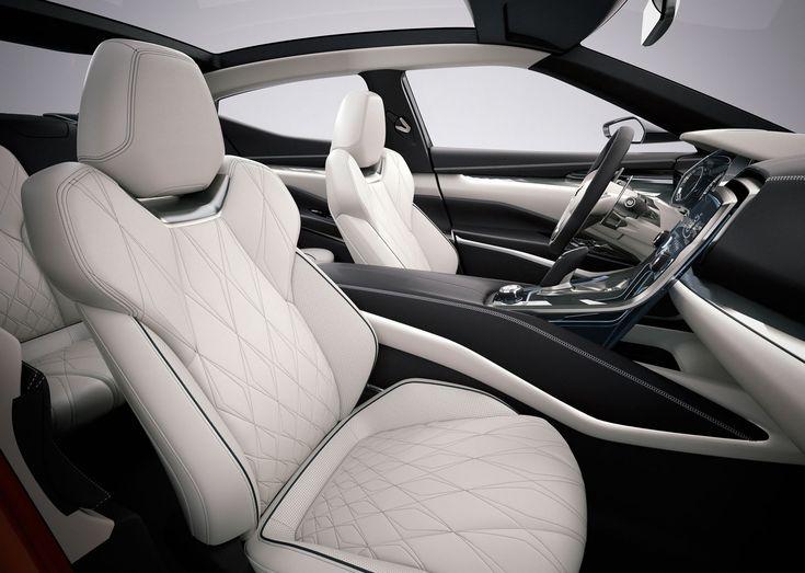 Nissan Sport Sedan Concept Interior