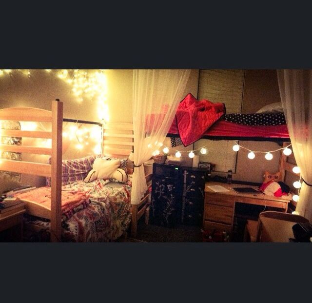light college apartment rooms. College Dorm Room With White Lights  247 Best D O R M Images On Pinterest Bedrooms Life And