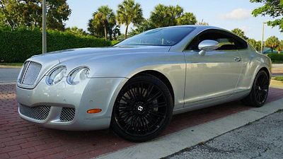 2008 Bentley Continental GT SPEED MULLINER CLEAN CARFAX  BRAND NEW TIRES!!!!!! UPER LOW MILES LOW RESERVE RUNS PERFECT  L@@K AT PICTURES!!!!