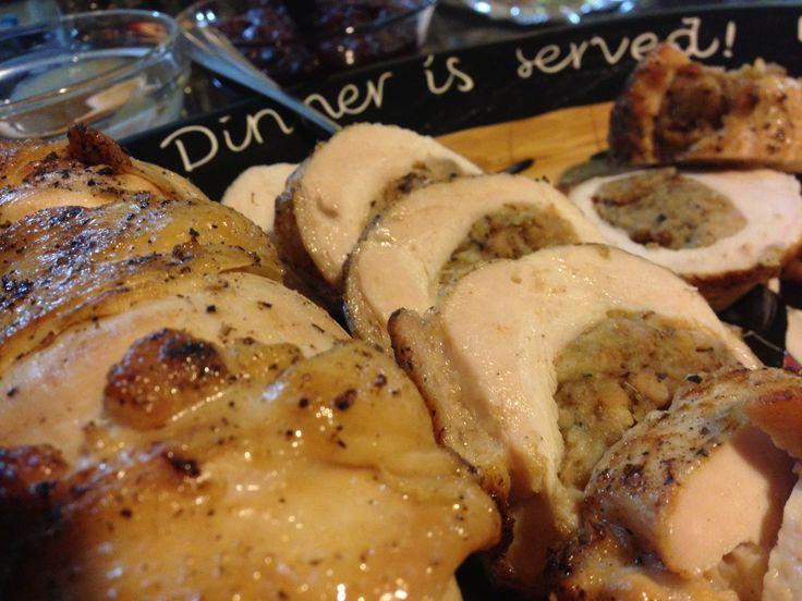 Tuscan-Roast Turkey Breast Recipe — Dishmaps