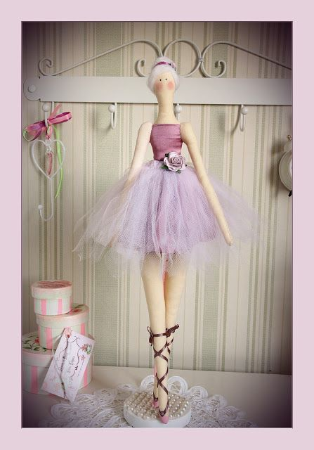 HandmadeDecor : Нашествие балерин