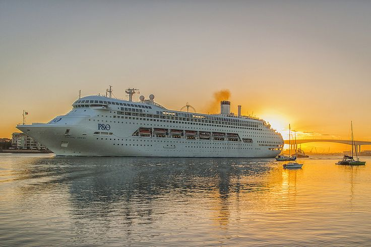 P&O Pacific Jewel - EXPLORED #  [10 August 2014]