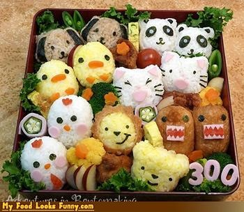 Dare to Eat Cuteness