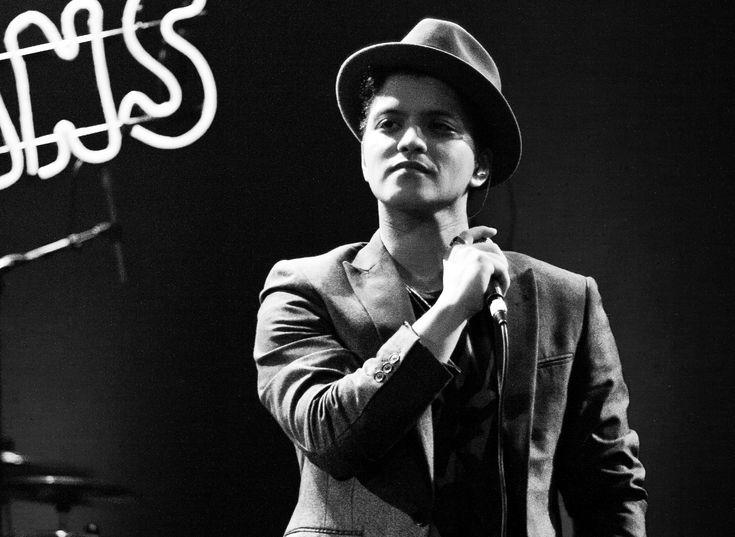 Bruno Mars deleitará al mundo con su gira 24k Magic World Tour