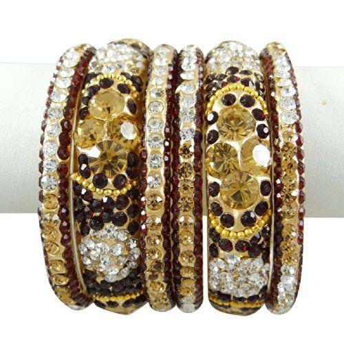 Maroon Kundan CZ-Stein -Armband-Armband September Ethnische Hochzeit Schmuck Frauen 2. September * 8 | Your #1 Source for Jewelry and Access...