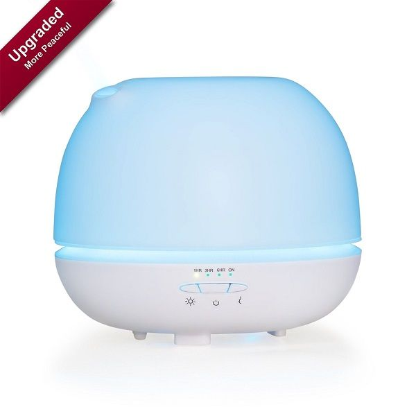 Portable Cool Mist Led Light For Home