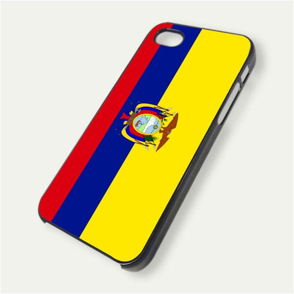 Ecuador Flag iPhone 5 Case Cover FREE SHIPPING