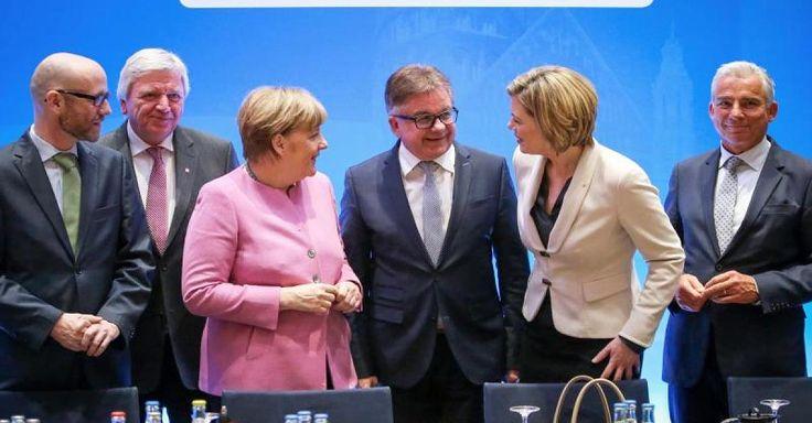 CDU-Spitzen warnen Merkel vor Frust in ihrer Partei  - Deutschland