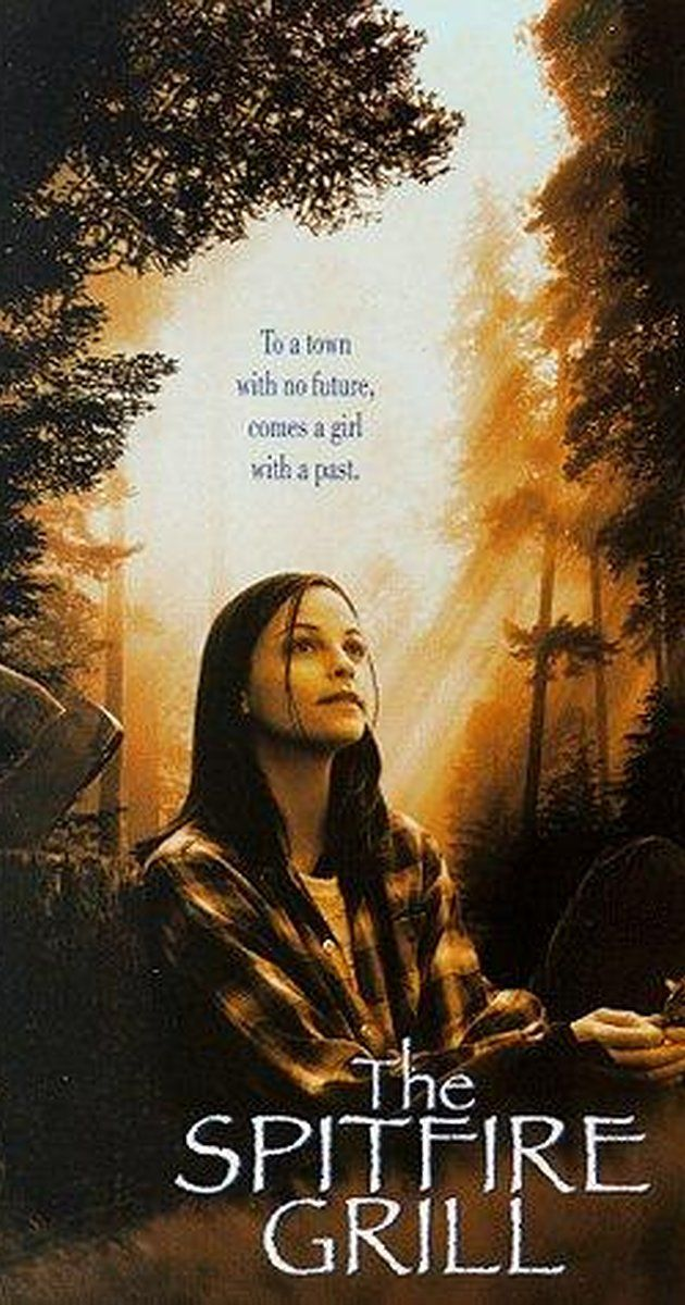 Directed by Lee David Zlotoff.  With Alison Elliott, Ellen Burstyn, Marcia Gay Harden, Will Patton. Percy, upon being released from prison, goes to the small town of Gillead, to find a place where she can start over again. She is taken in by Hannah, to help out at her place, the Spitfire Grill. Percy brings change to the small town, stirring resentment and fear in some, and growth in others.